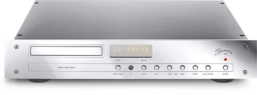外型高貴、聲音流暢 - Burmester 102 CD 唱機
