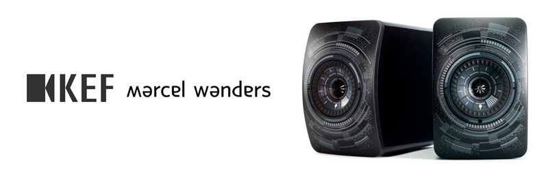KEF 與 Marcel Wanders 攜手合作,推出特別版 LS50 Wireless「Nocturne」