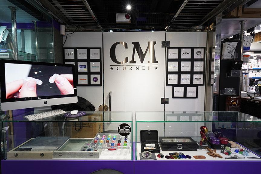 DMA 旺角星際城市門市增設 CM Corner