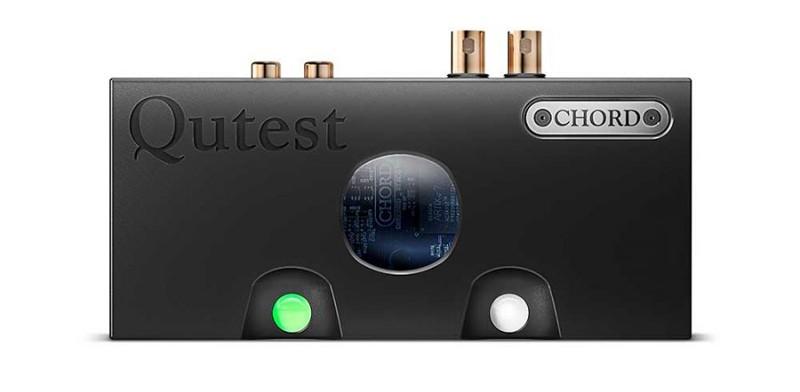 精緻迷人,Chord 推出全新小型解碼器 Qutest