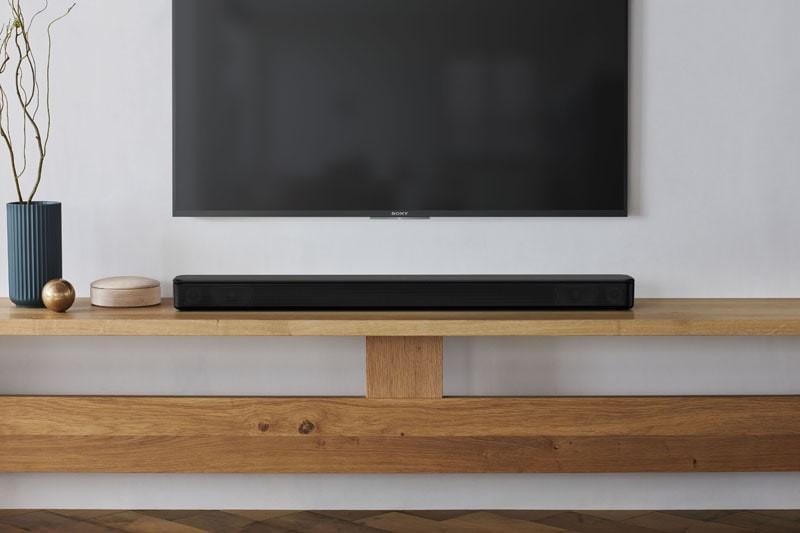 Sony 推出全新 Soundbar HT-S100F