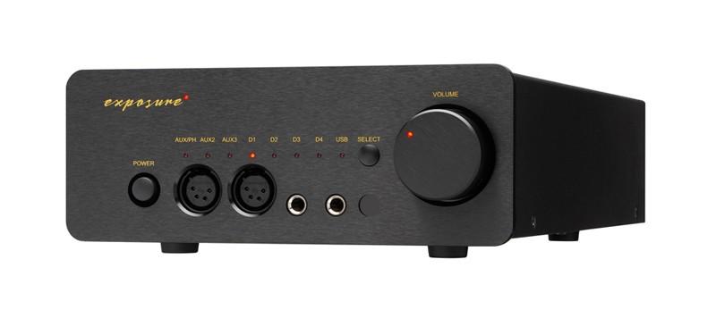 Exposure 推出全新耳機放大器 XM HP Headphone Amplifier
