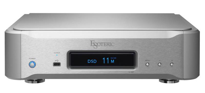 Esoteric 推出首台純數碼輸出網絡播放器 N-03T