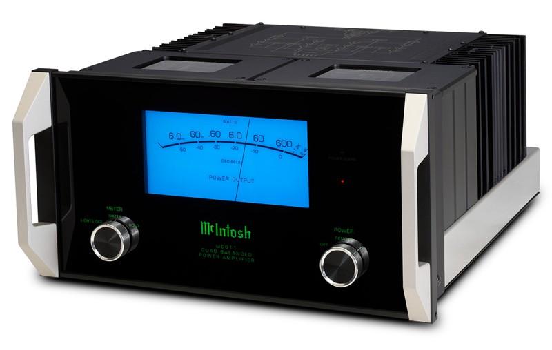 McIntosh 推出全新單聲道後級放大 MC611