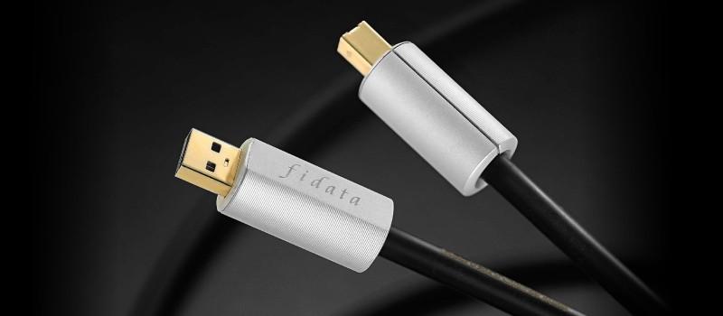 fidata 推出音響級 USB2.0 High Speed 規格線材 HFU2 系列