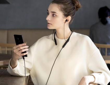 Sony 推出線與無線兩用頸掛式藍牙耳機 SBH90C