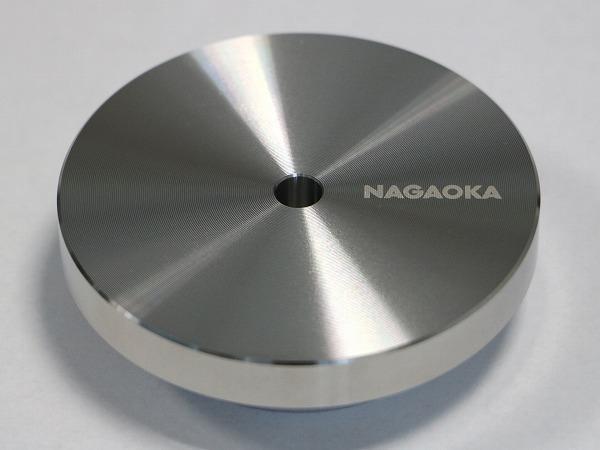 NAGAOKA 推出全新黑膠唱片壓鎮 STB-SU01