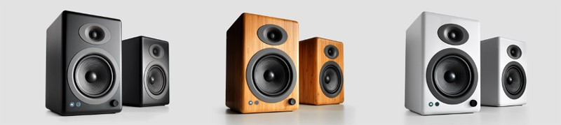 Audioengine 推出全新多輸入 Wireless Speakers A5+