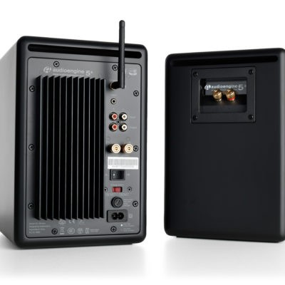 Audioengine 推出全新多輸入 Wireless Speakers A5+