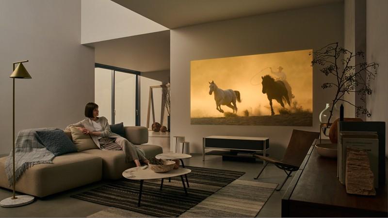 融入家居,Sony 推出短焦 4K 投影機 LSPX-A1
