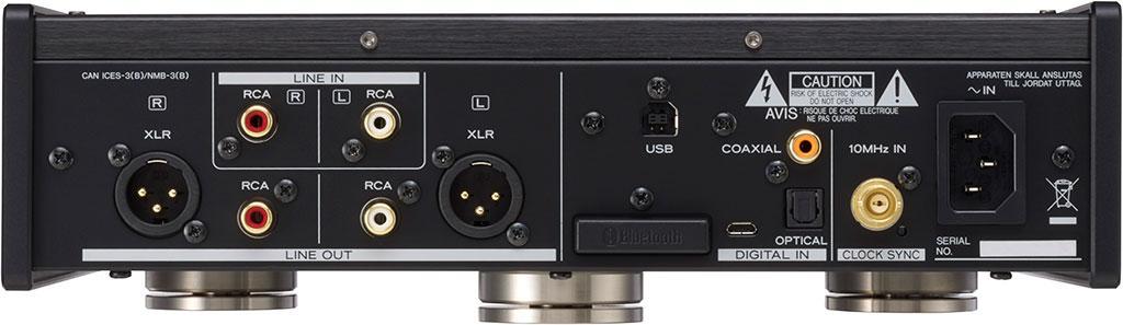 新一代旗艦級 USB 解碼器 / 耳筒放大器 TEAC UD-505