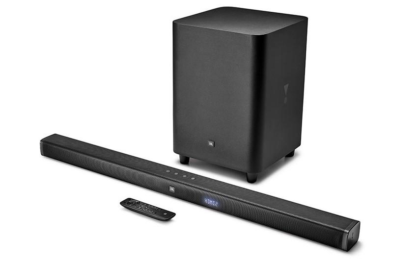 JBL 推出全新 Soundbar + 無線超低音系統 BAR 3.1