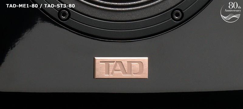 TAD 推出全新 80 週年紀念書架喇叭 TAD-ME1-80