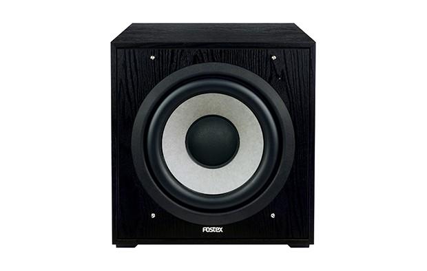 音樂重播專用,FOSTEX 推出全新有源超低音喇叭 CW250D