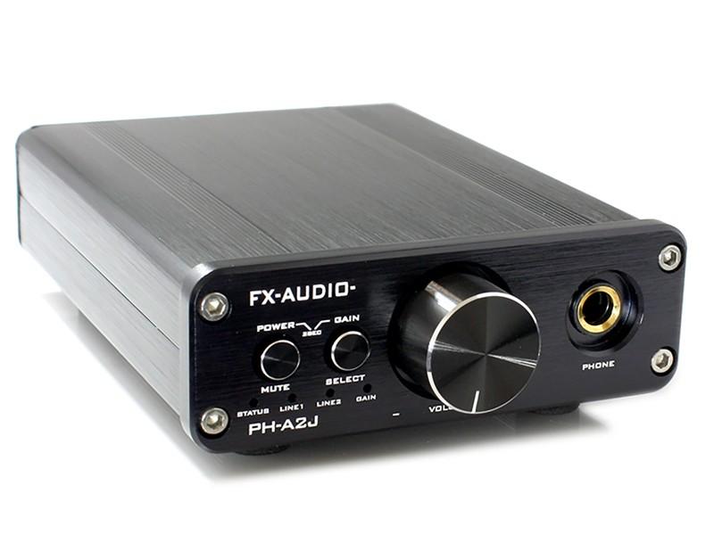 FX-AUDIO 推出全新小型耳機放大 PH-A2J