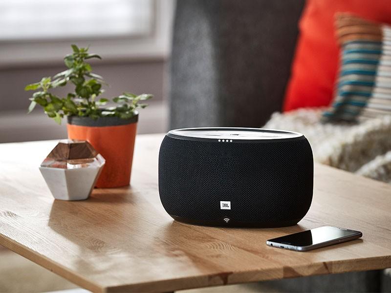 JBL 推出搭載 Google Assistant 智能喇叭 LINK 300 及 LINK 500