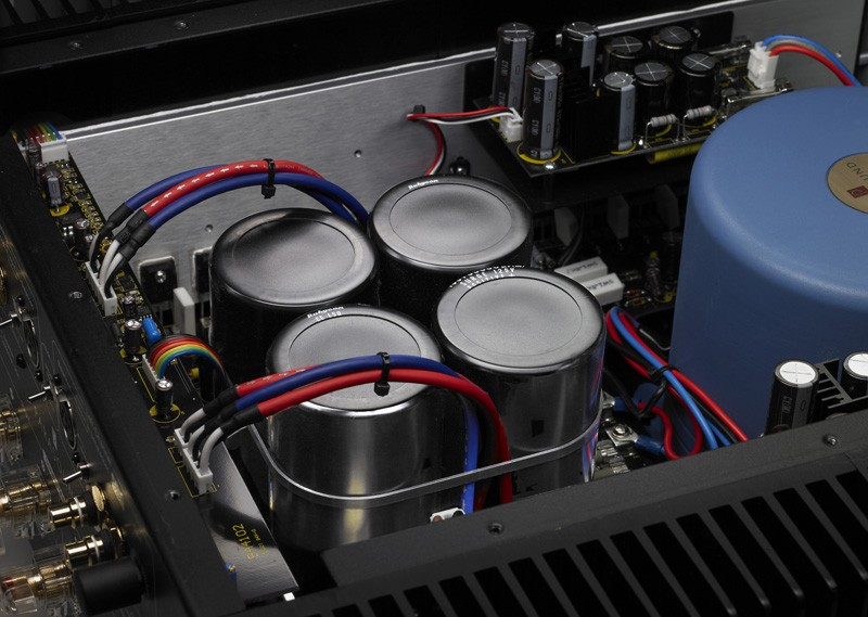 PARASOUND 推出全新立體聲道放大器 JC5