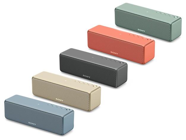 聲色藝俱全,Sony 推出全新無線藍牙喇叭 SRS-HG10