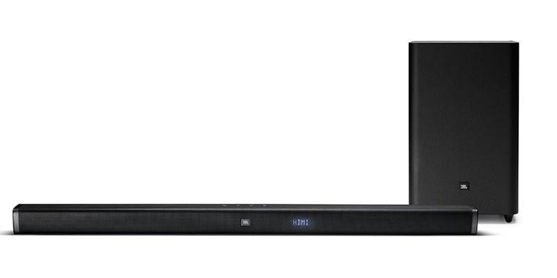 JBL 推出全新 Soundbar + 無線超低音系統 BAR 2.1