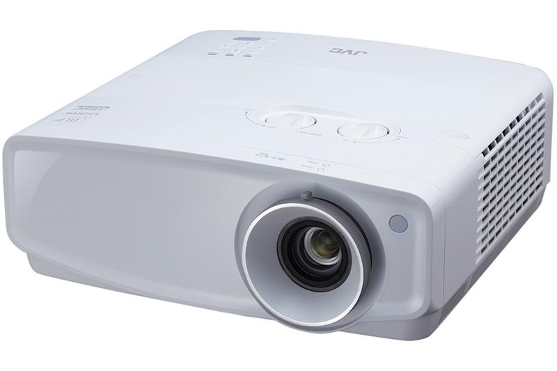 JVC 宣布首台採用 DLP 家庭影院投影機 LX-UH1