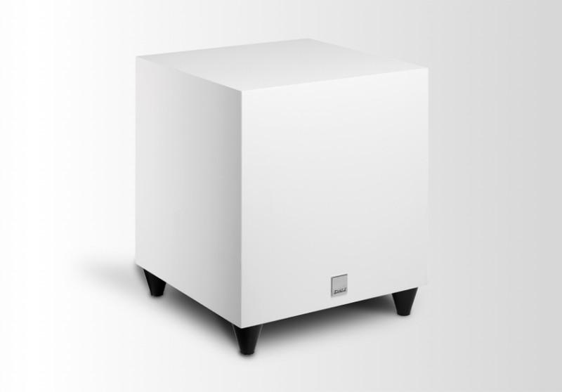 DALI 推出全新全能超低音喇叭 SUB C-8 D