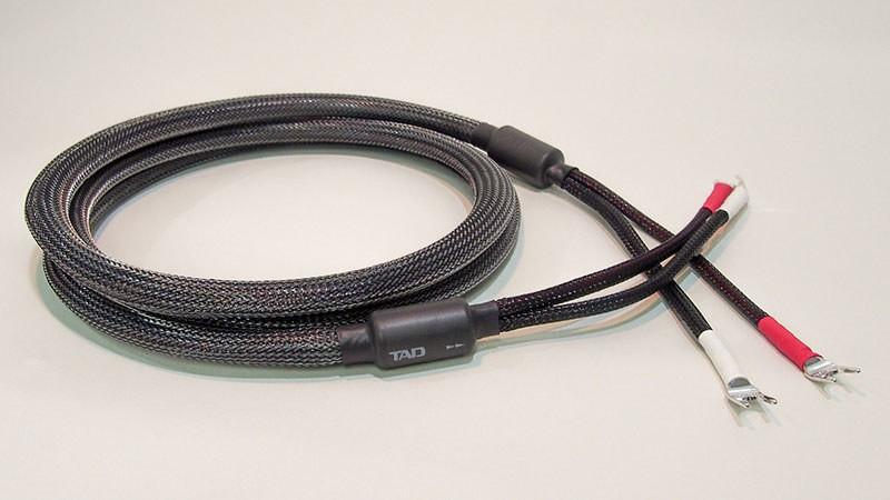 TAD 推出全新 Evolution 系列喇叭線材 TAD-SC025M