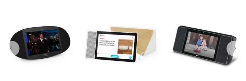 結合螢幕、語音操作的智能喇叭 Smart Display 將於七月登場