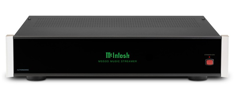 McIntosh 推出全新 MS500 音樂串流器