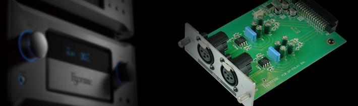 Esoteric 推出全新 ES-LINK Analog 輸入 Broad「OP-ESLA1」
