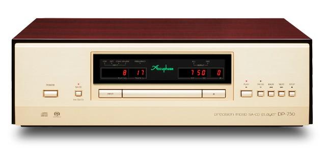經典進化,Accuphase 推出全新 SACD / CD 唱機 DP-750