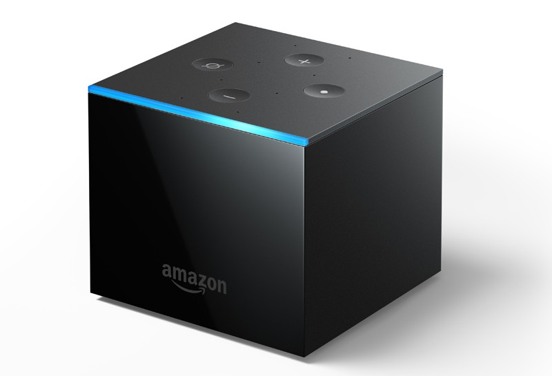 Amazon 推出全新智能電視機頂盒 Fire TV Cube
