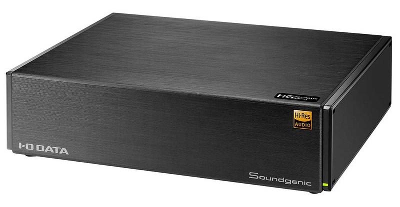 容量提升,I-O DATA 推出全新 Soundgenic 音響專用 NAS HDL-RA3HG