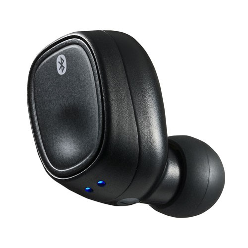 SANWA SUPPLY 推出全新分離式藍牙耳機 MM-BTTWS001BK