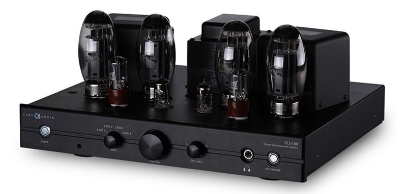 CARY AUDIO 推出全新膽合併放大器 SLI-100