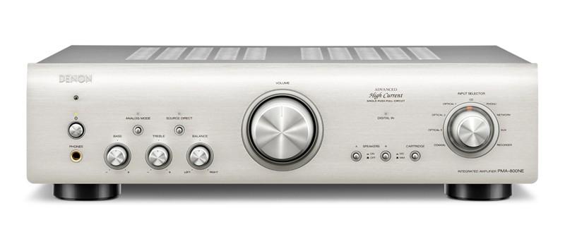 800NE 系列三部曲(二),Denon 推出全新合併放大器 PMA-800NE