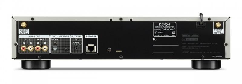 800NE 系列三部曲(三),Denon 推出全新網絡播放器 DNP-800NE