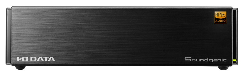 SSD 植入,I-O DATA 推出全新音響專用 NAS RAHF-S2HG