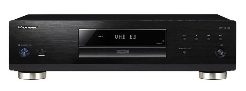 Pioneer 推出全新 4K 超高清光碟播放機 UDP-LX500