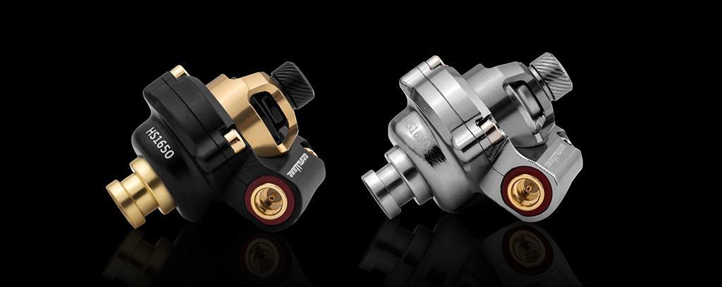 黃銅、不鏽鋼各有特色 Acoustune HS1600 系列大玩金屬風