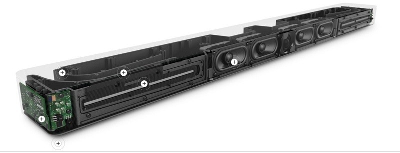 Bose 發表兩款智慧型 Soundbar 500 / 700
