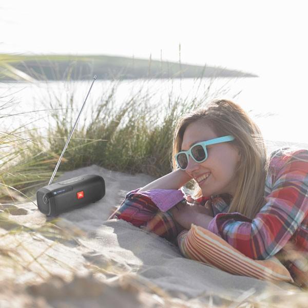 JBL 推出具備收音機功能的藍牙喇叭 TUNER FM