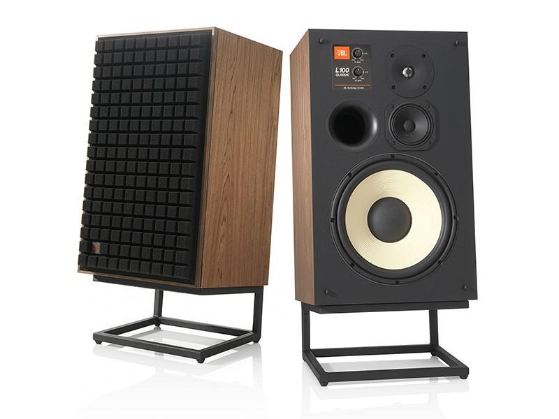 JBL 推出七十年代經典喇叭 L100 Century 復刻版本 L100 Classic