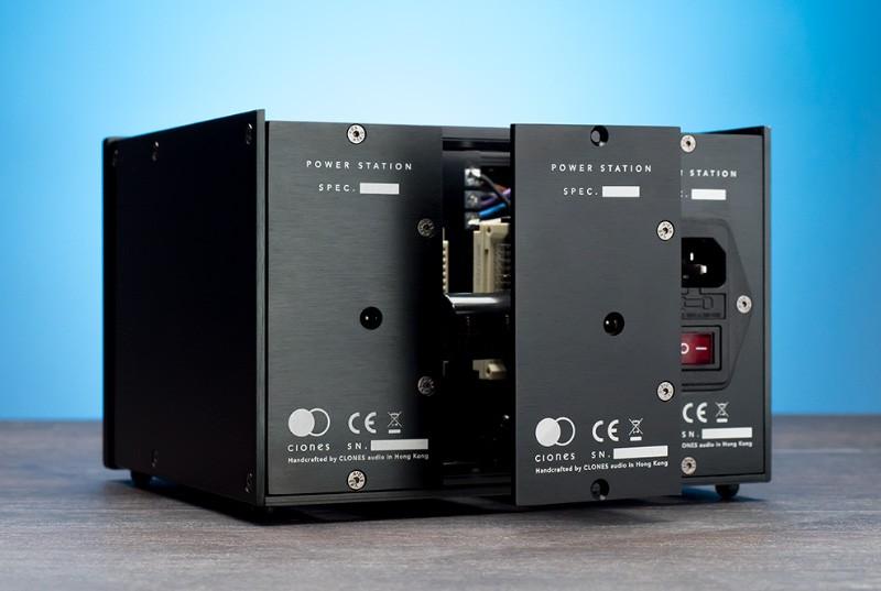 Clones audio 推出全新線性電源供應器 POWER STATION