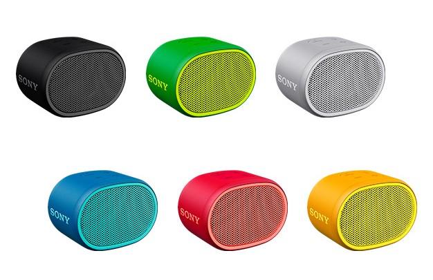 EXTRA BASS 系列最新成員,Sony 推出全新 SRS-XB01 藍牙喇叭