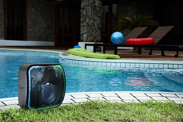EXTRA BASS 系列最新成員(二),Sony 推出全新 SRS-XB501G 藍牙喇叭