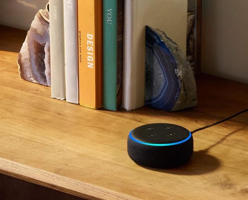最新一輪 Echo 攻勢出籠(二),Amazon 推出全新次世代 Echo Dot