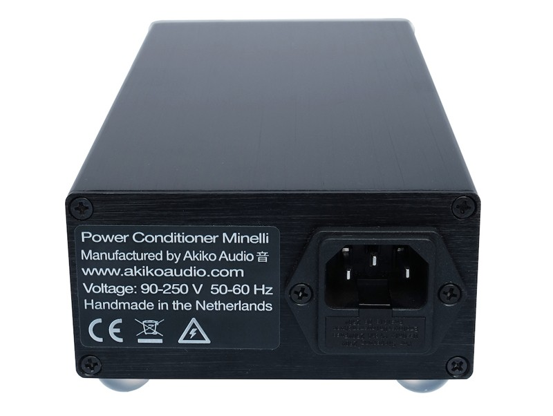 Akiko Audio 推出全新 Power Conditioner Minelli