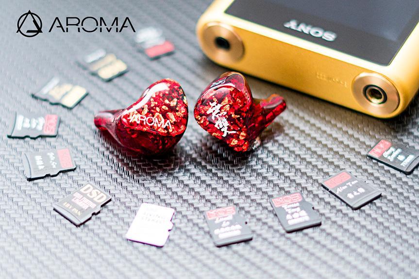 率先感受 4 重變化威力 - Aroma 旗艦耳機《無雙》優先體驗優惠