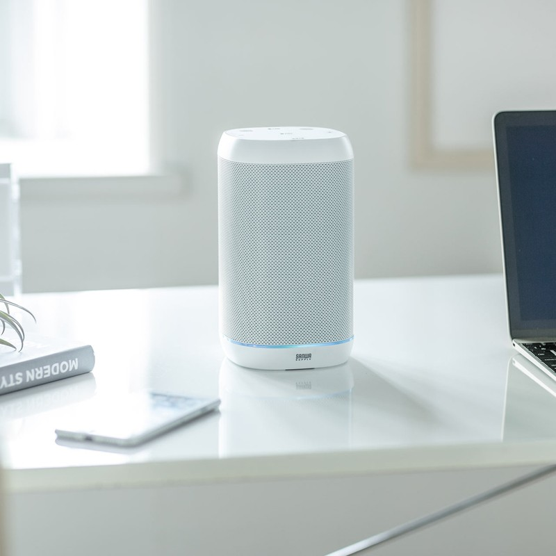 支援 Amazon Alexa,SANWA 推出全新智能喇叭 400-SP072W