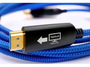 全球首條英國 78K 冷凍 Optical HDMI Ultimate The One 2.2 正式推出